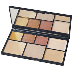 [PAL1210] Palette highlighter Paris ax